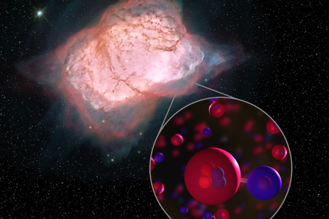 Helium-Hydride-Ion