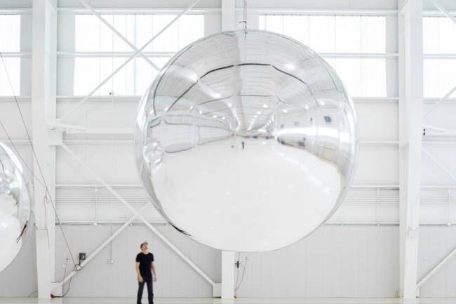 Orbital Reflector Prototype