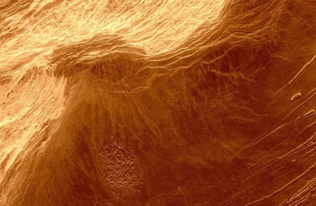 Maxwell Montes, Venus - NASA