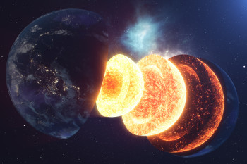 Earth Has Been Hiding a Fifth Layer in Its Inner Core