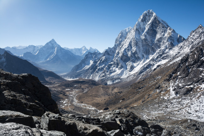 Himalayan Glaciers - Shutterstock