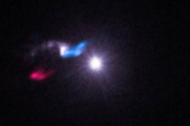 cygnus x3 - NASA