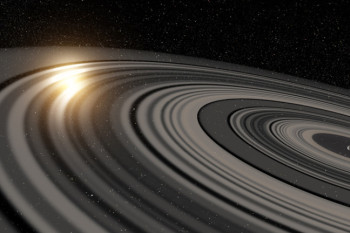 These So-Called 'Super-Puff' Worlds Could Be Exoplanets with Rings