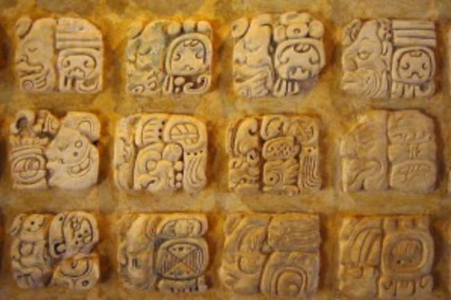 Maya glyphs - Wikipedia