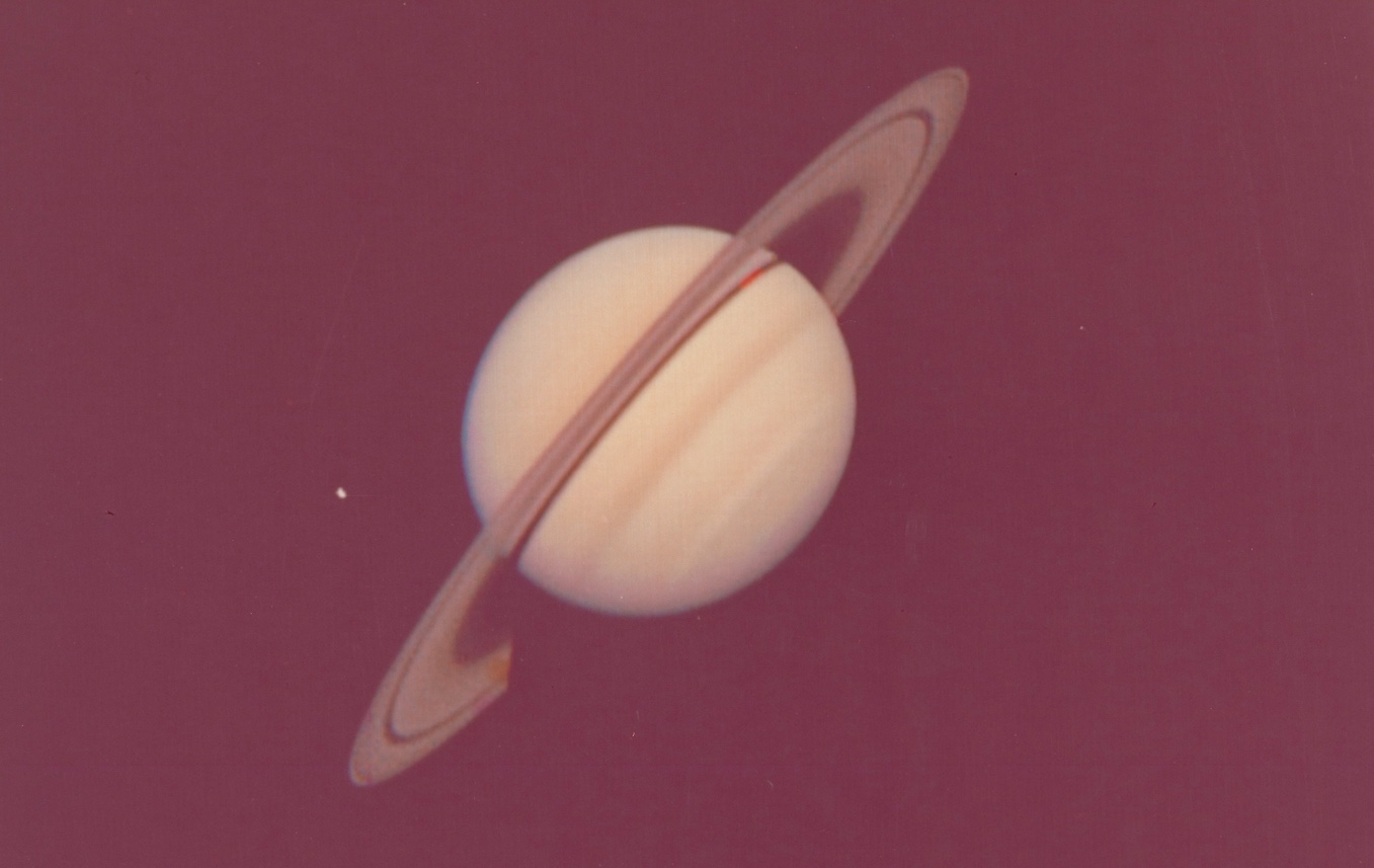 40 Years Ago: Voyager 1 Approaches Saturn
