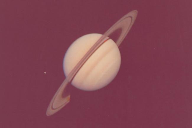 voyager 1 saturn - NASA