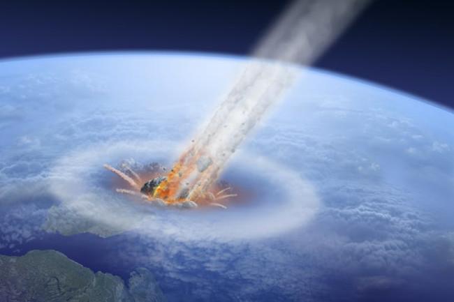 Meteor impact - Shutterstock
