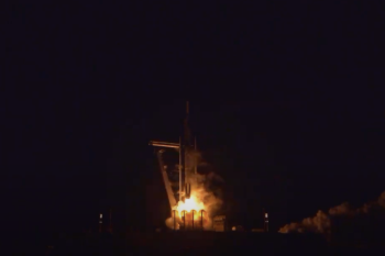 'New Era' Begins with Crewed Launch of SpaceX and NASA Crew-1 Mission