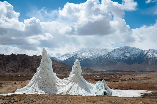 glaciers india shutterstock
