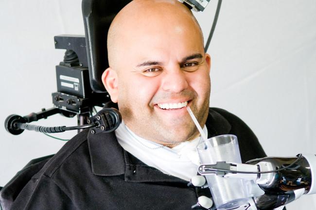 Using a Robot Arm - Caltech