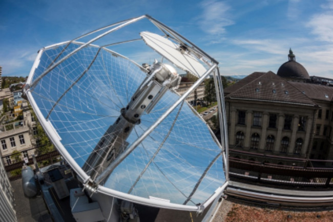 Heliostat - Swiss Federal Institute of Technology