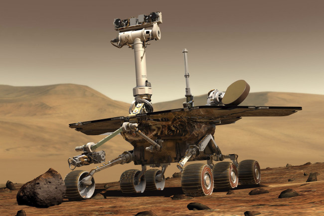 Opportunity Rover - NASA