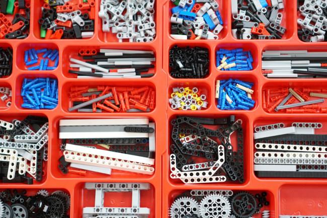 Lego Building Kit - Shutterstock