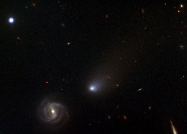 Comet Borisov Gemini - NSF