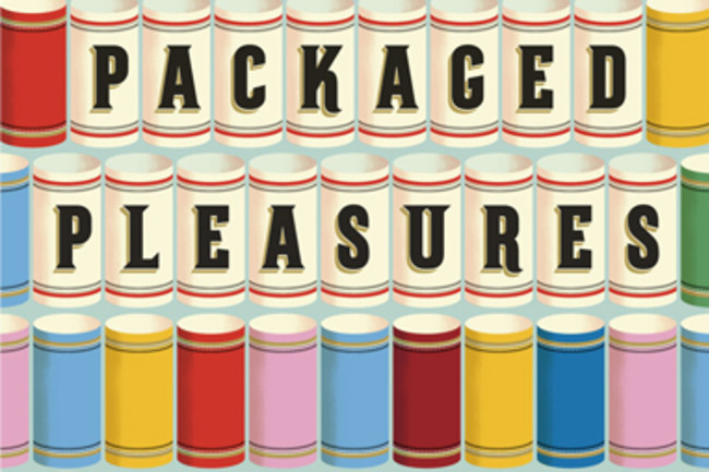 Packaged Pleasures - book cover