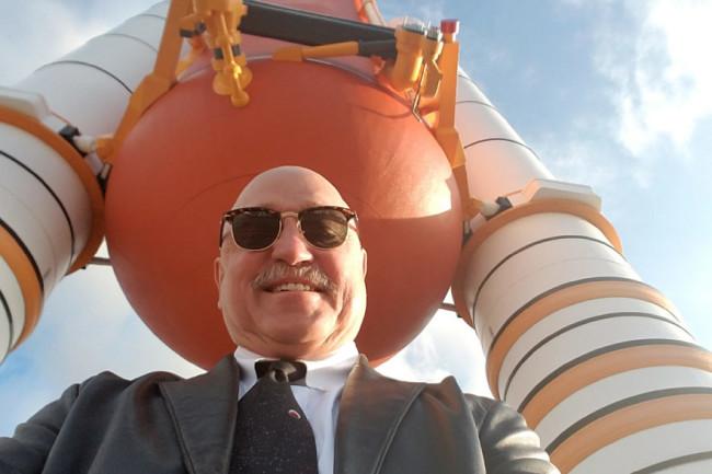Jack Stuster space Shuttle