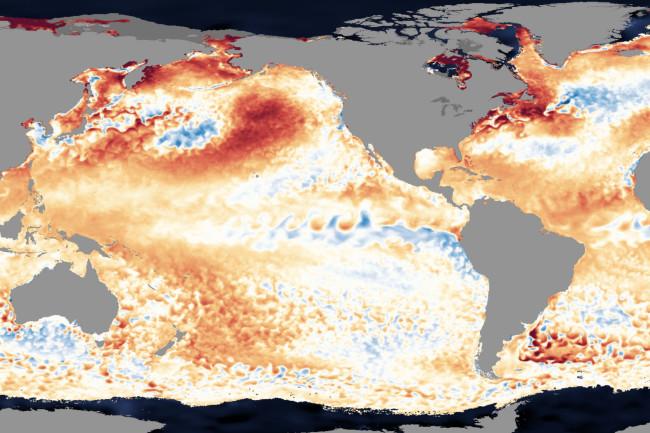 La Niña Brewing in the Pacific?