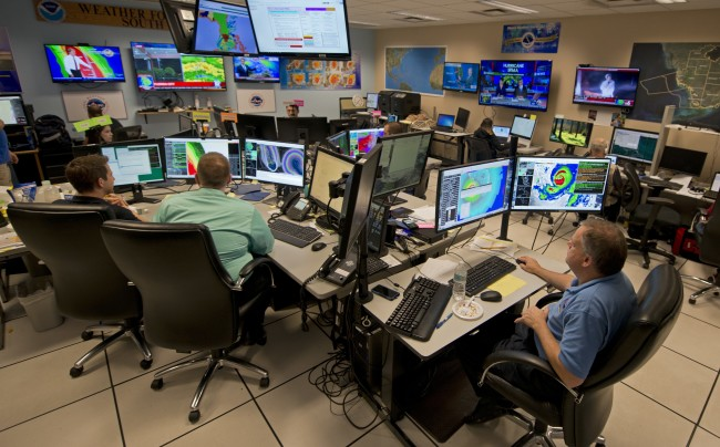 National Weather Service - AP
