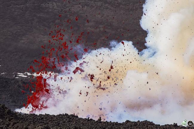 Etna Eruption, May 2019 - Giuseppe Distefano
