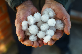 Welcome to 'Hail Alley,' a U.S. Region Prone to Pelting Ice