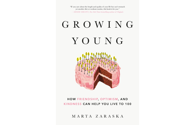 Growing Young - Marta Zaraska