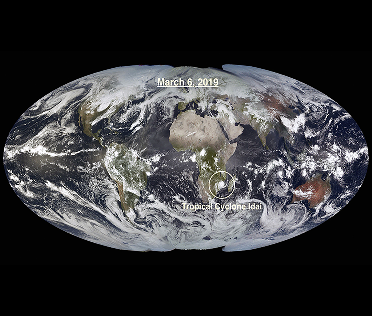 A Mesmerizing View of Earth From Space