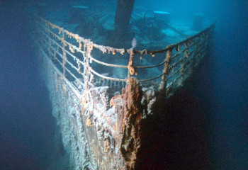 40 Years Ago: The Titanic Was Found and Lost