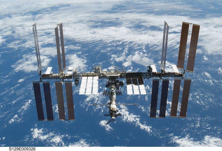 ISS 2009 NASA