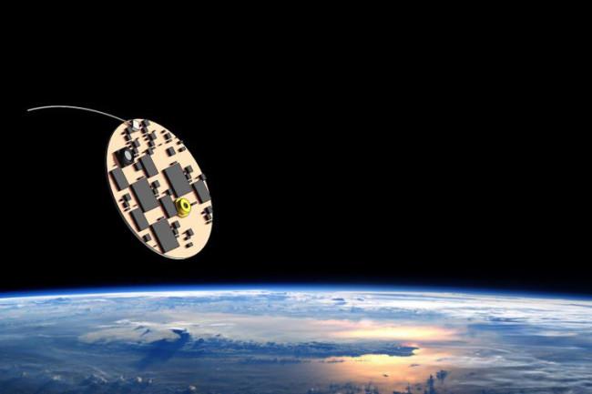 Wafer spacecraft - UC Santa Barabara