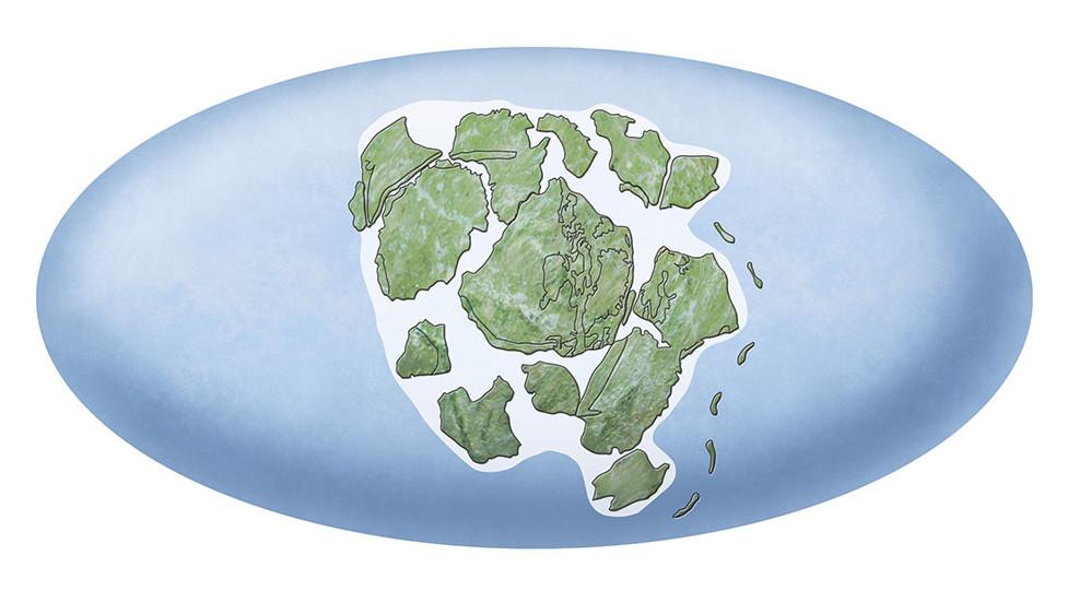 Rodinia supercontinent