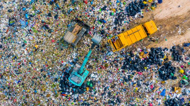 Landfill Garbage Trash Dump - Shutterstock