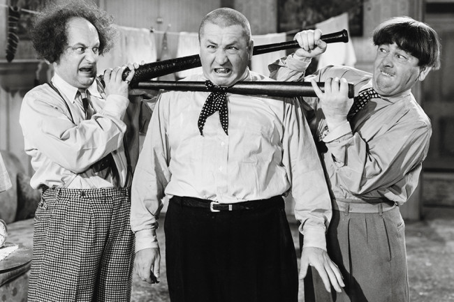 Three Stooges - Everett Collection