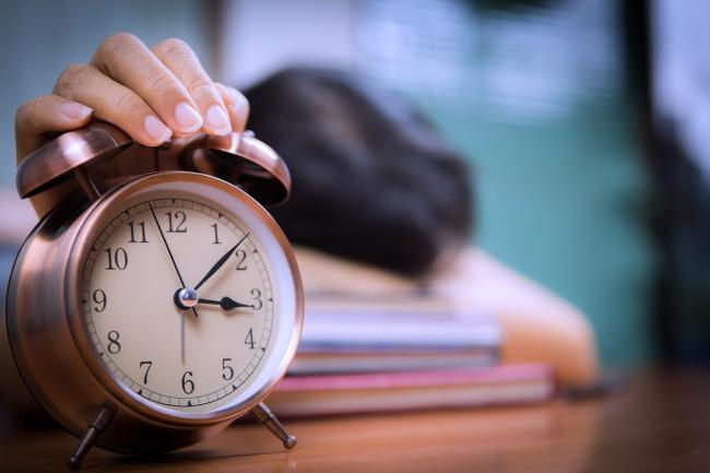 Alarm clock - Shutterstock
