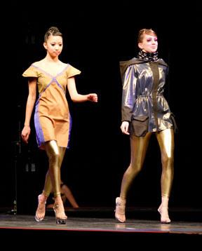 nanofibers fashion