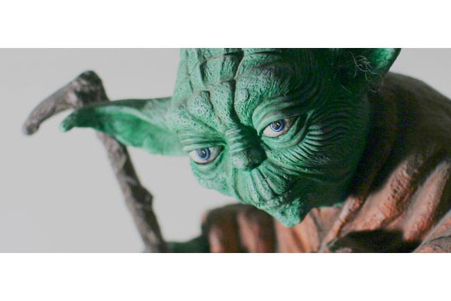 Yoda - Flickr