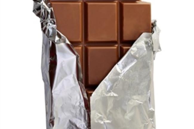 Chocolate Bar - Shutterstock