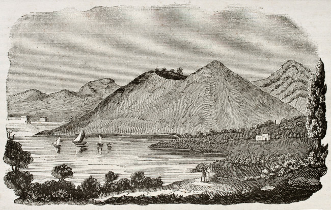 Monte Nuovo 1840 - Shutterstock