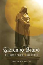 Giordano Bruno - book cover