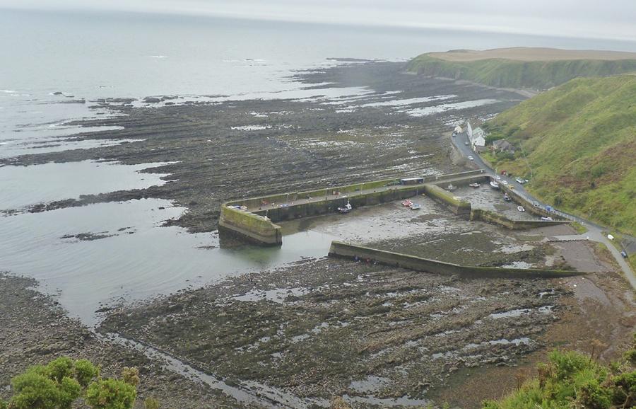 Burnmouth Harbor