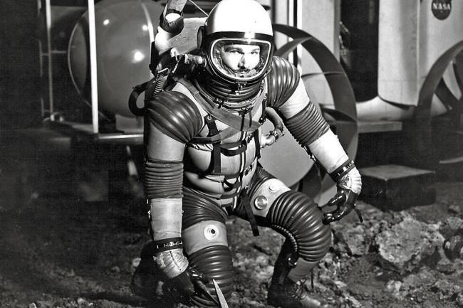 Gene Shoemaker - NASA/USGS