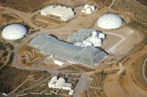 Biosphere 2 1991 - Getty