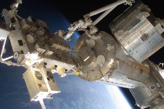 Kibo, ISS - NASA
