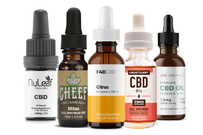 Best CBD oil for anxiety