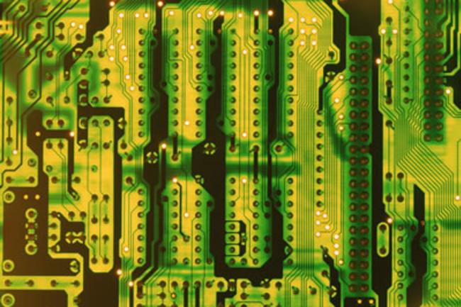 Circuit Board - Getty
