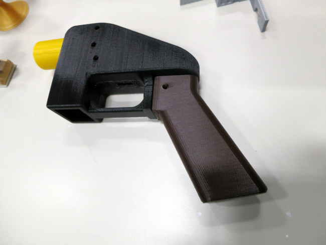 Liberator 3-D printed gun - Flickr