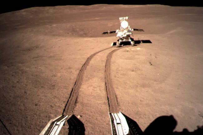 Yutu-2 rover - CNSA
