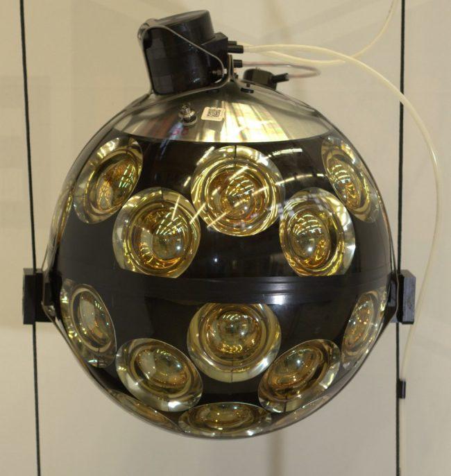 KM3NeT Detector Sphere - KM3NeT