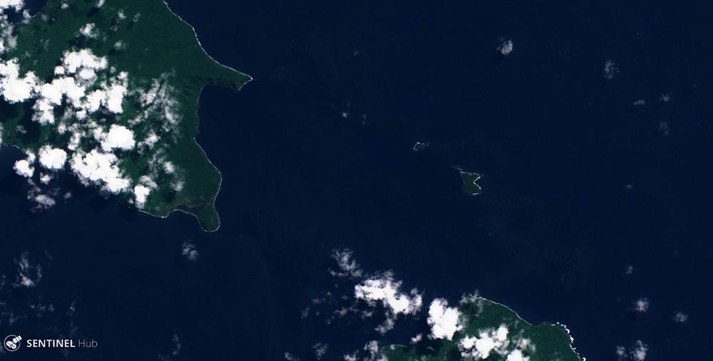 Kuwae in Vanuatu