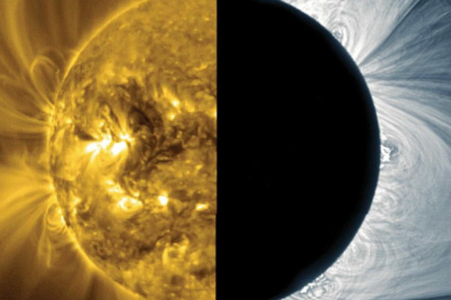 What's Hotter Than the Surface of the Sun? The Solar Corona