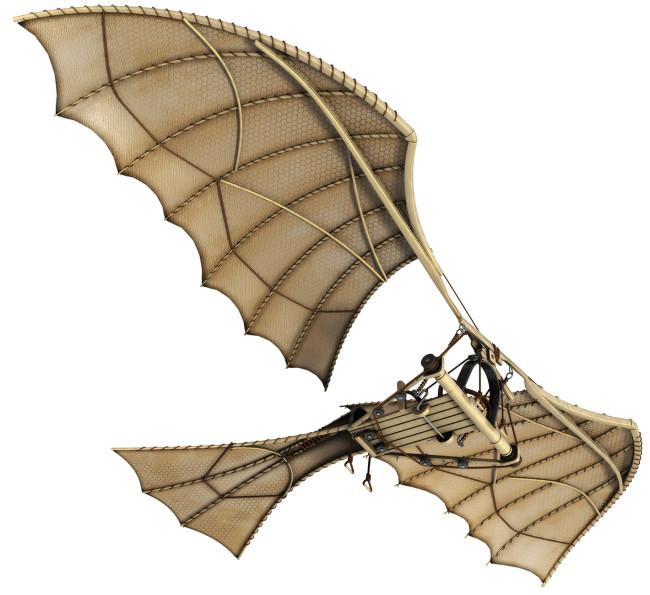 DSC-FL0719 08 Da Vinci Ornithopter